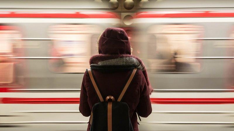 Мир тесен. Встреча в метро