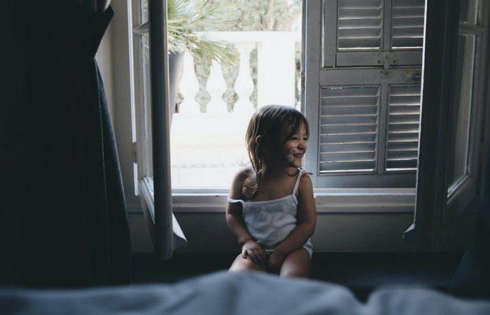 О квартире, как о месте взросления. Пространство для детей