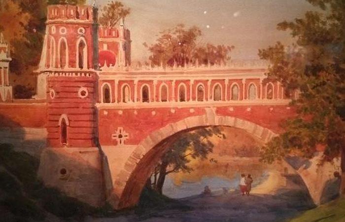 Картины Сергея Андрияки
