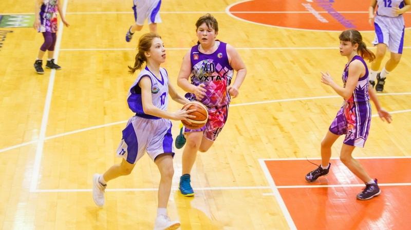 Девичий баскетбол