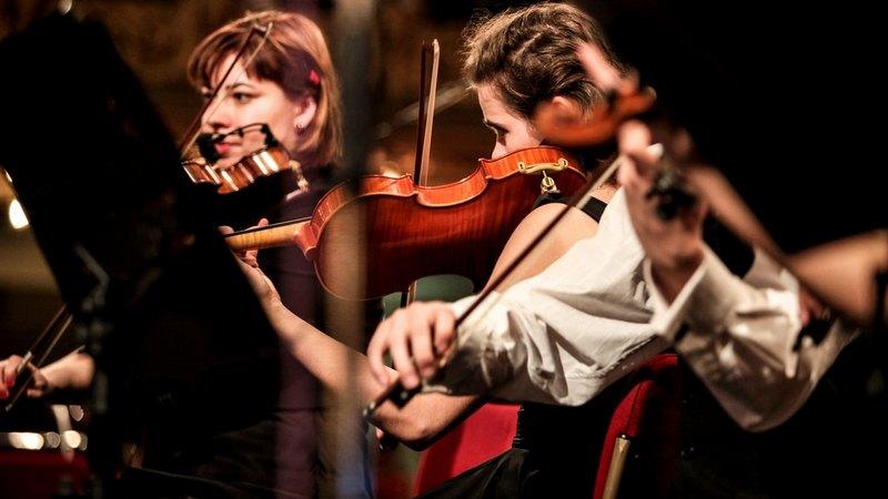 классическая музыка оркестр