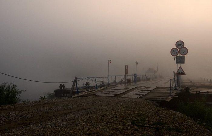 Туман на Оке
